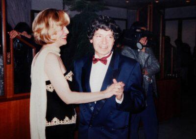Емил Димитров и Мария Конакчиева